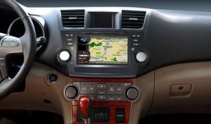 Gps Navigation Audio Zone