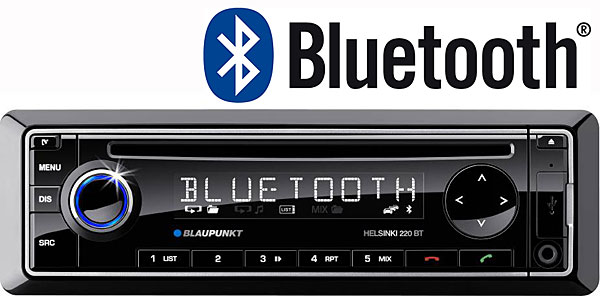 How Bluetooth Technology Works With Your Car Or Truck